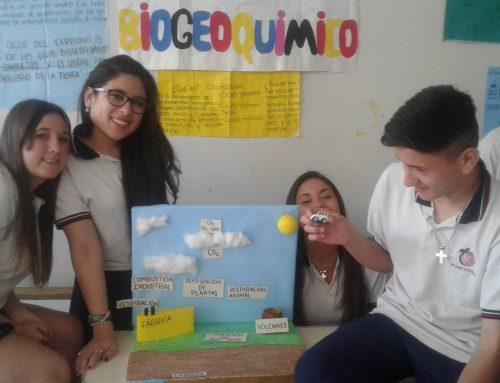 Muestra de Ciencias 2016