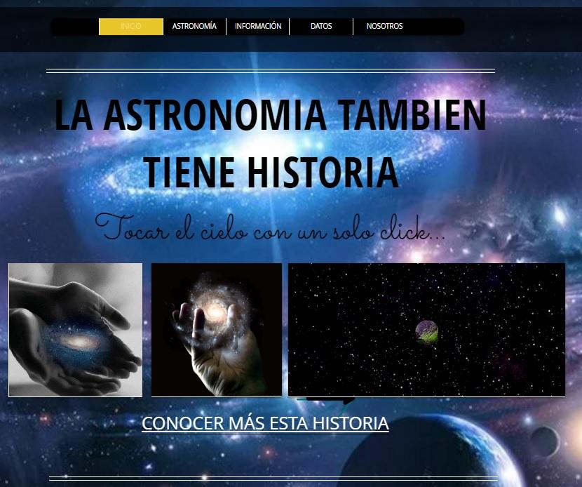 Trabajos de Astronomía